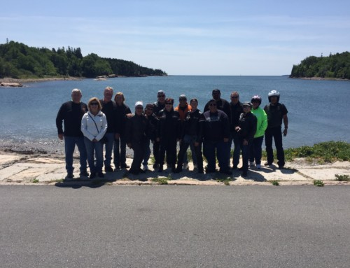 Bar Harbor Group Trip