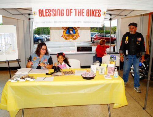 Blessing of the Bikes 2016